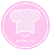 vegan wednesday logo