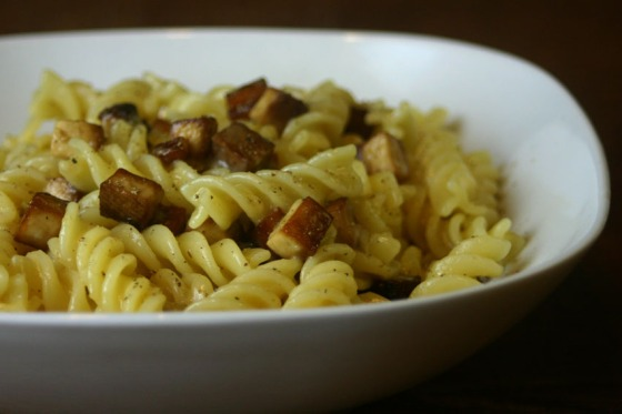 Vegetarische Carbonara