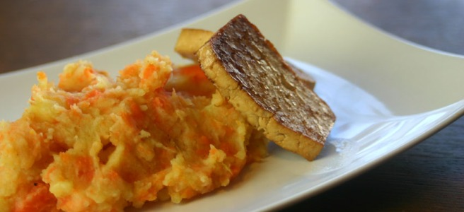 Kartoffel-Möhren-Stampf