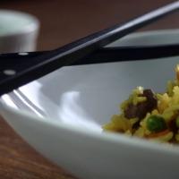 Nasi Goreng (vegan)