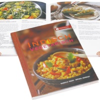 Kochkritik: Indisch vegetarisch (Sushila Issar, Mrinal Kopecky)
