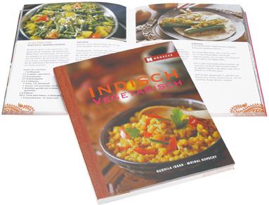 Rezension indisch vegetarisch