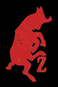 Die rote Ziege