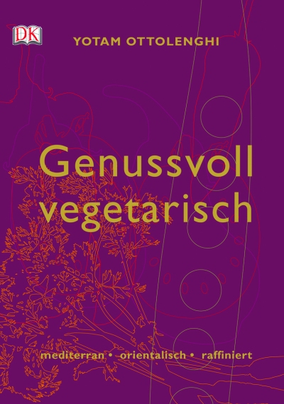 Cover Genussvoll vegetarisch