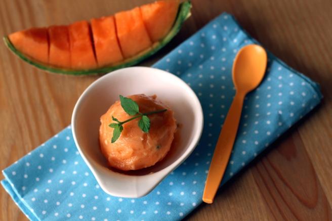 nicecream meloneneis selbst machen