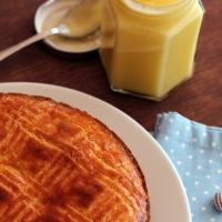 Kuchen aus dem Auenland (Gâteau Breton)