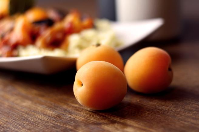 Orientalische Aprikosen-Tomaten-Soße (8)