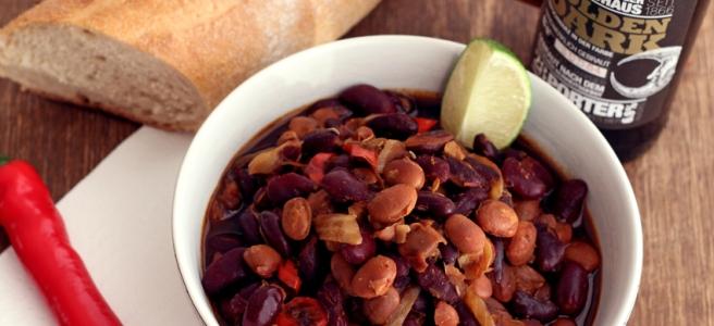 Drunken Beans Rezept